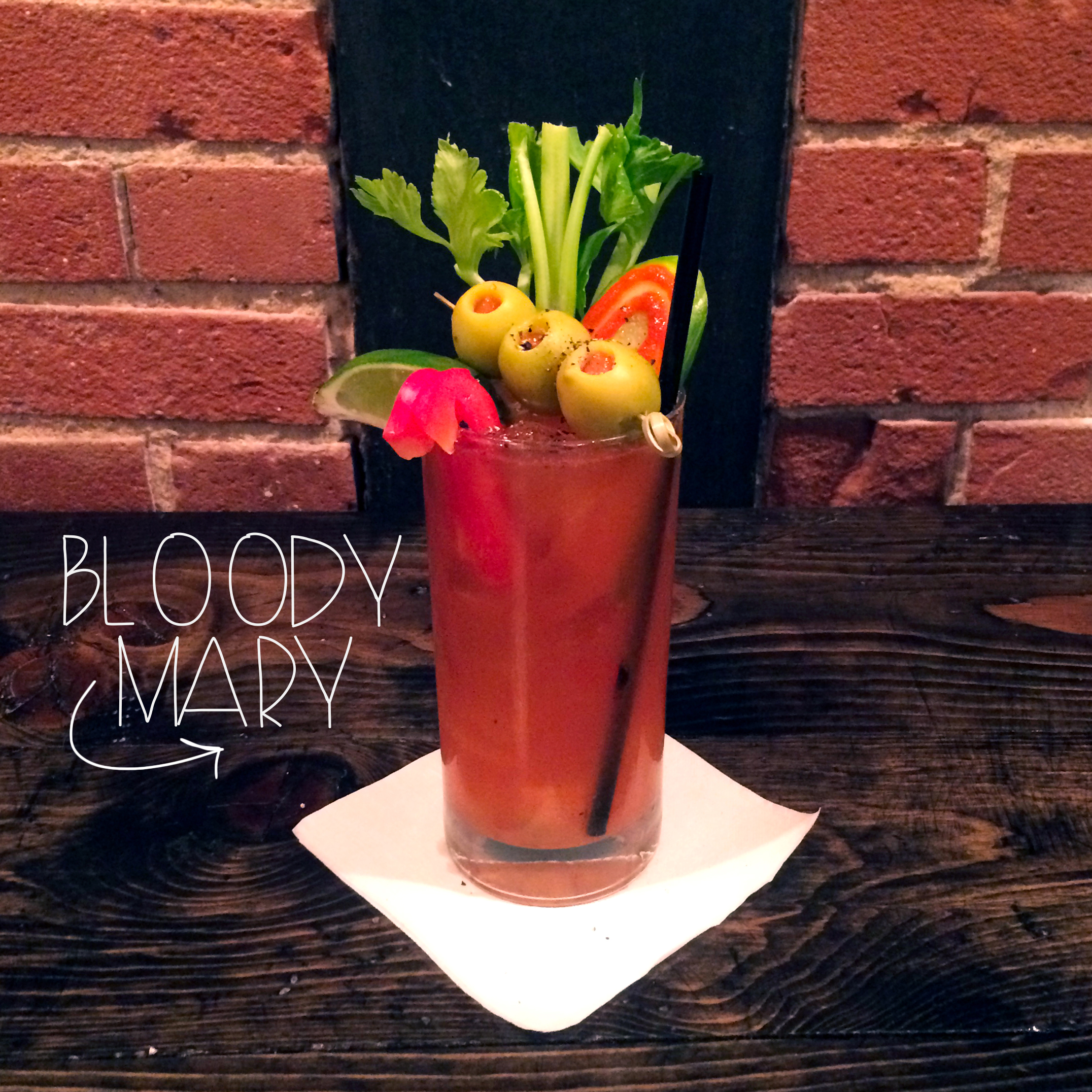 Bloody Mary | MrsAmberApple blog