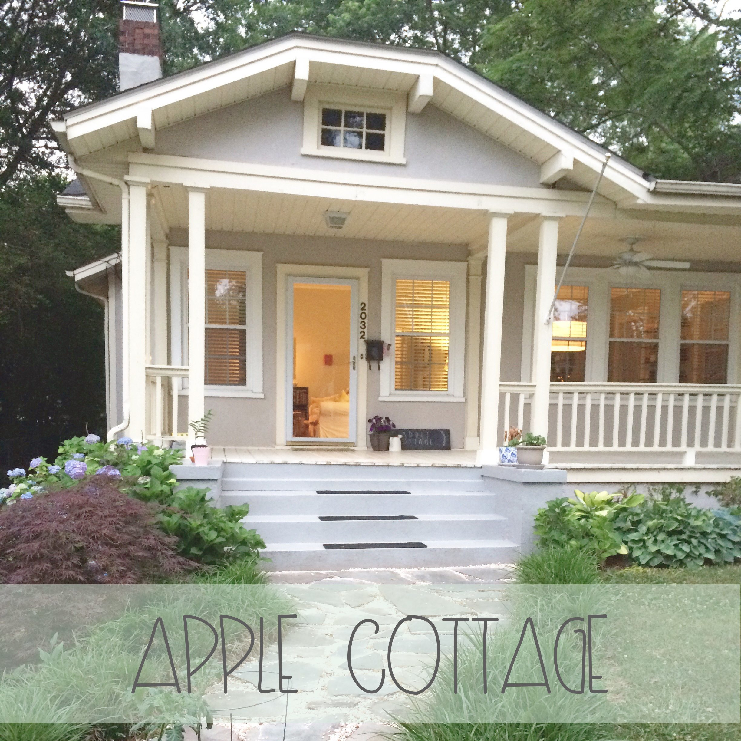 Apple Cottage | Red Autumn Co
