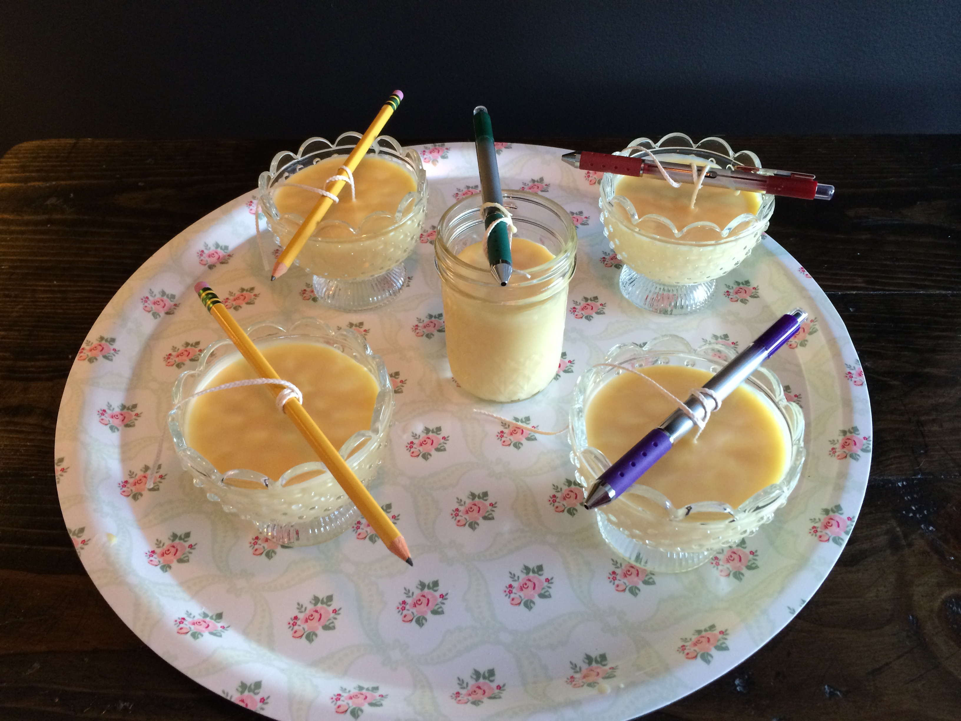Bees Wax Candles | MrsAmberApple