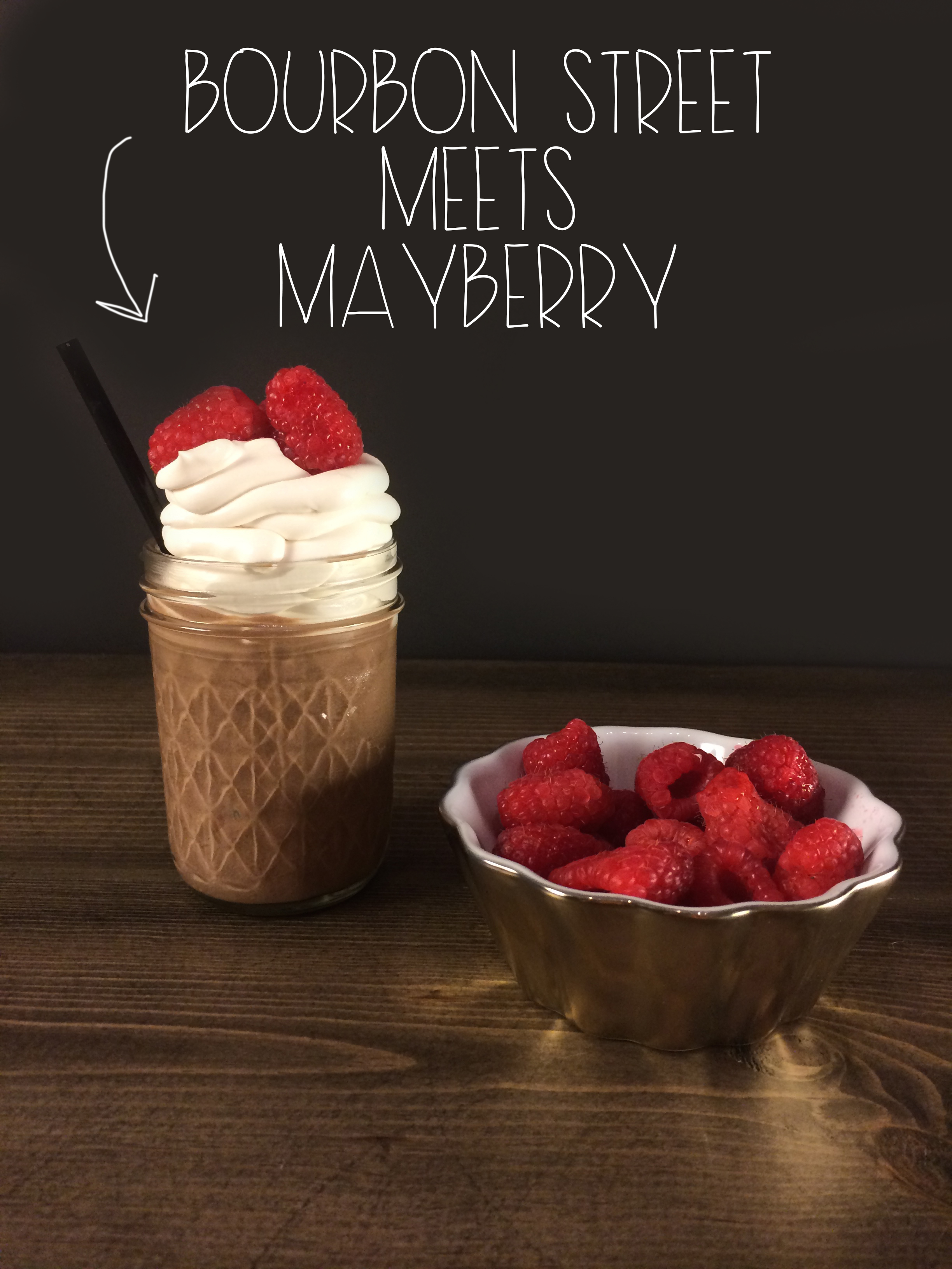 Bourbon Street Meets Mayberry | Red Autumn