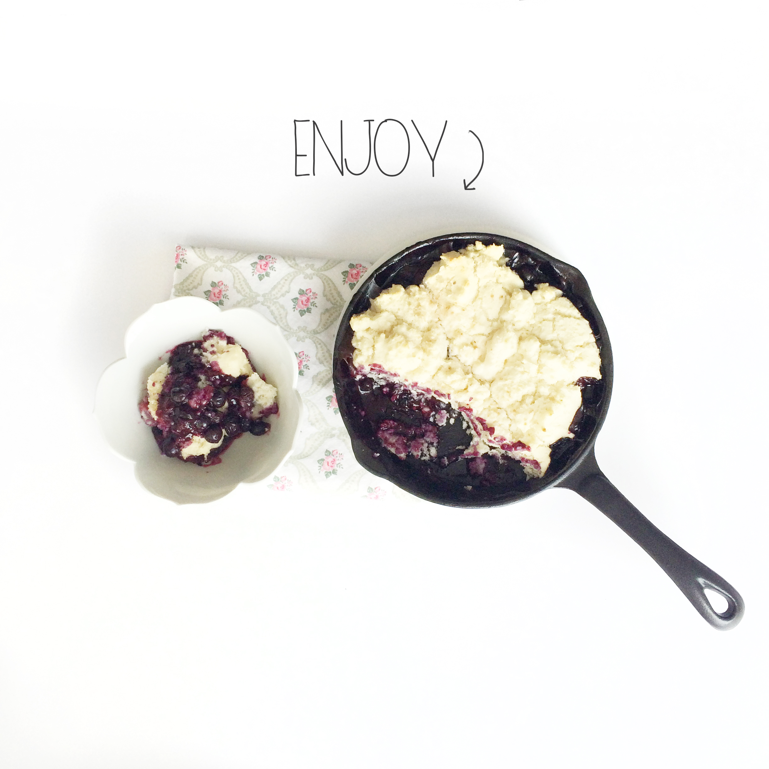 Enjoy BlueBerryCobbler | MrsAmberAppleBlog