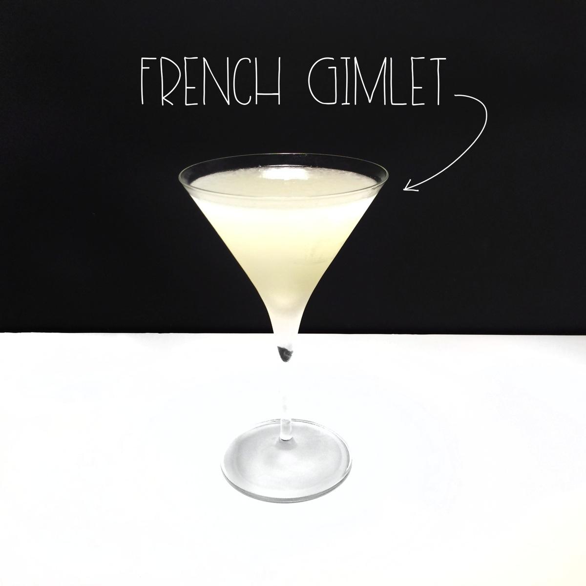 French Gimlet | MrsAmberAppleBlog