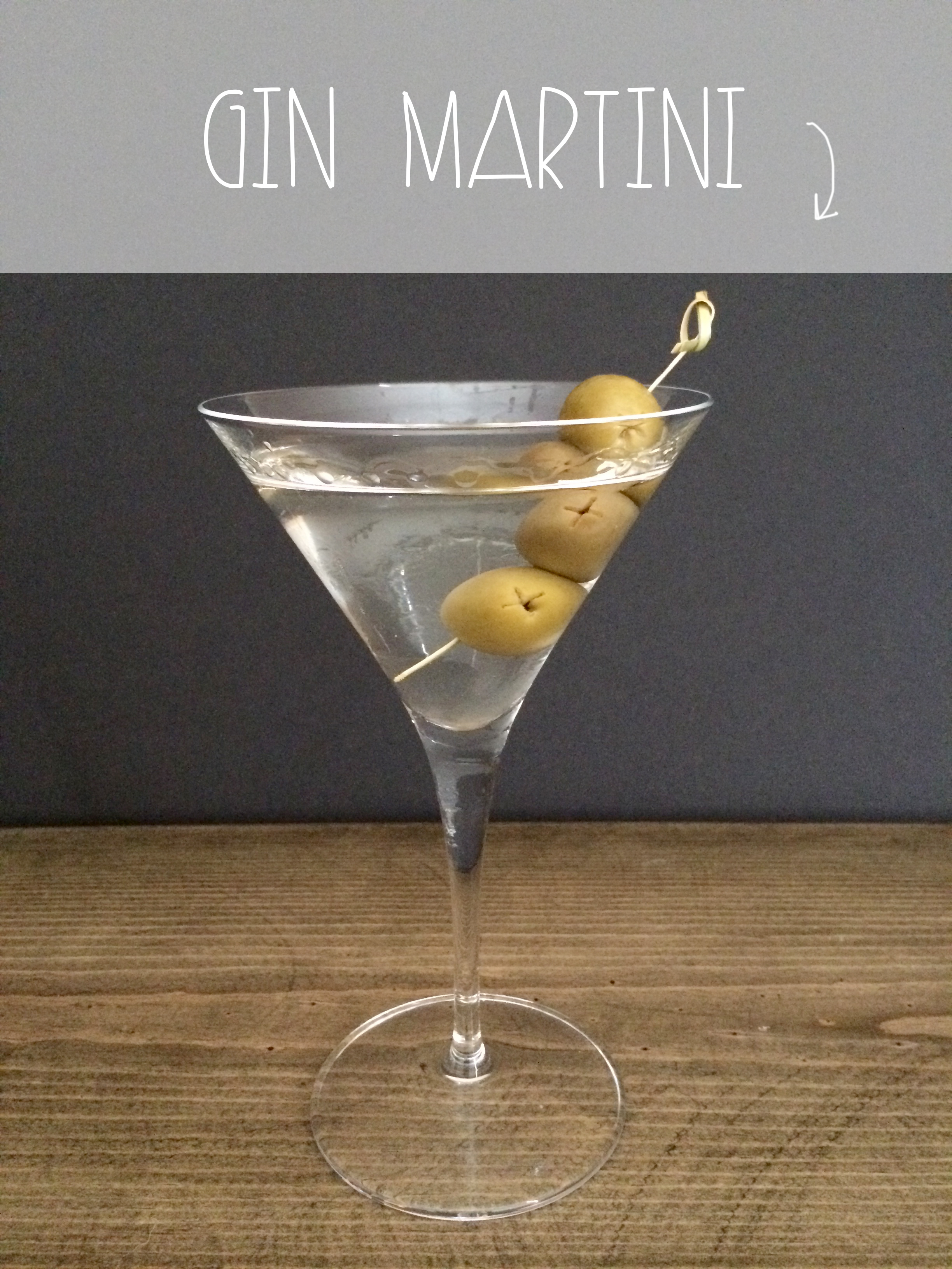 Gin Martini | Red Autumn Co