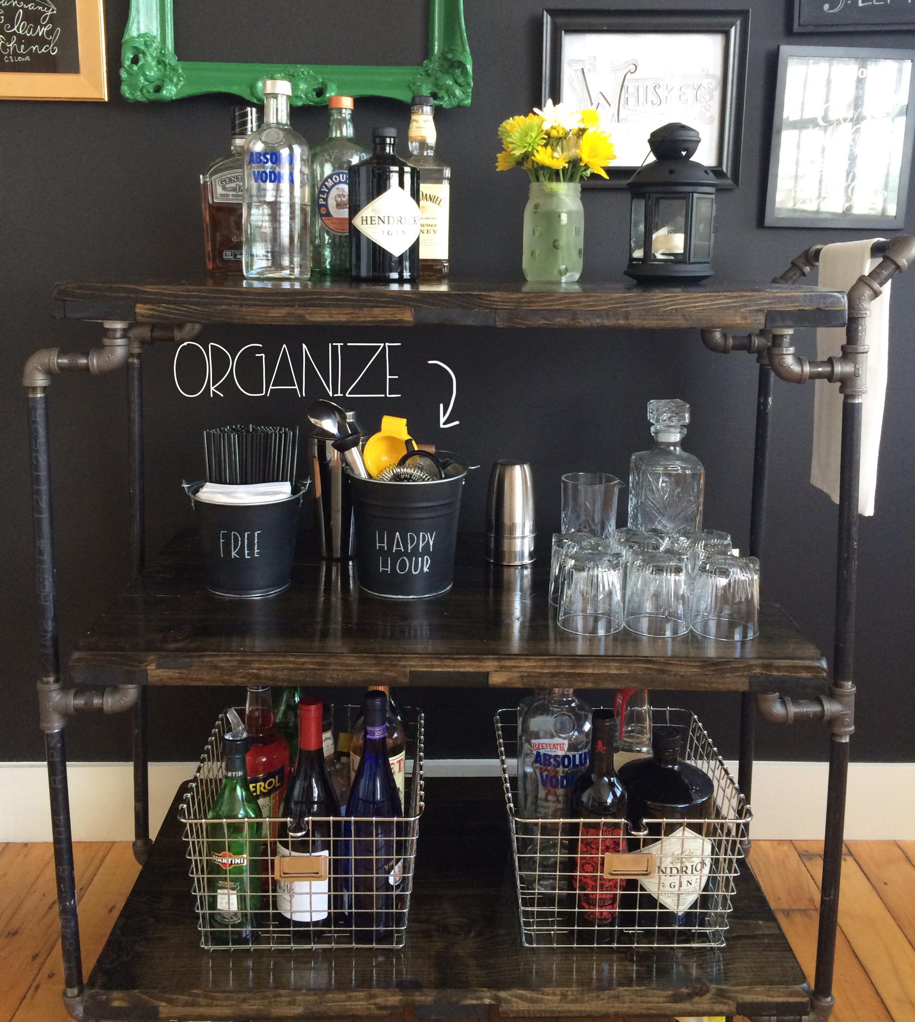 Home Bar | MrsAmberAppleBlog