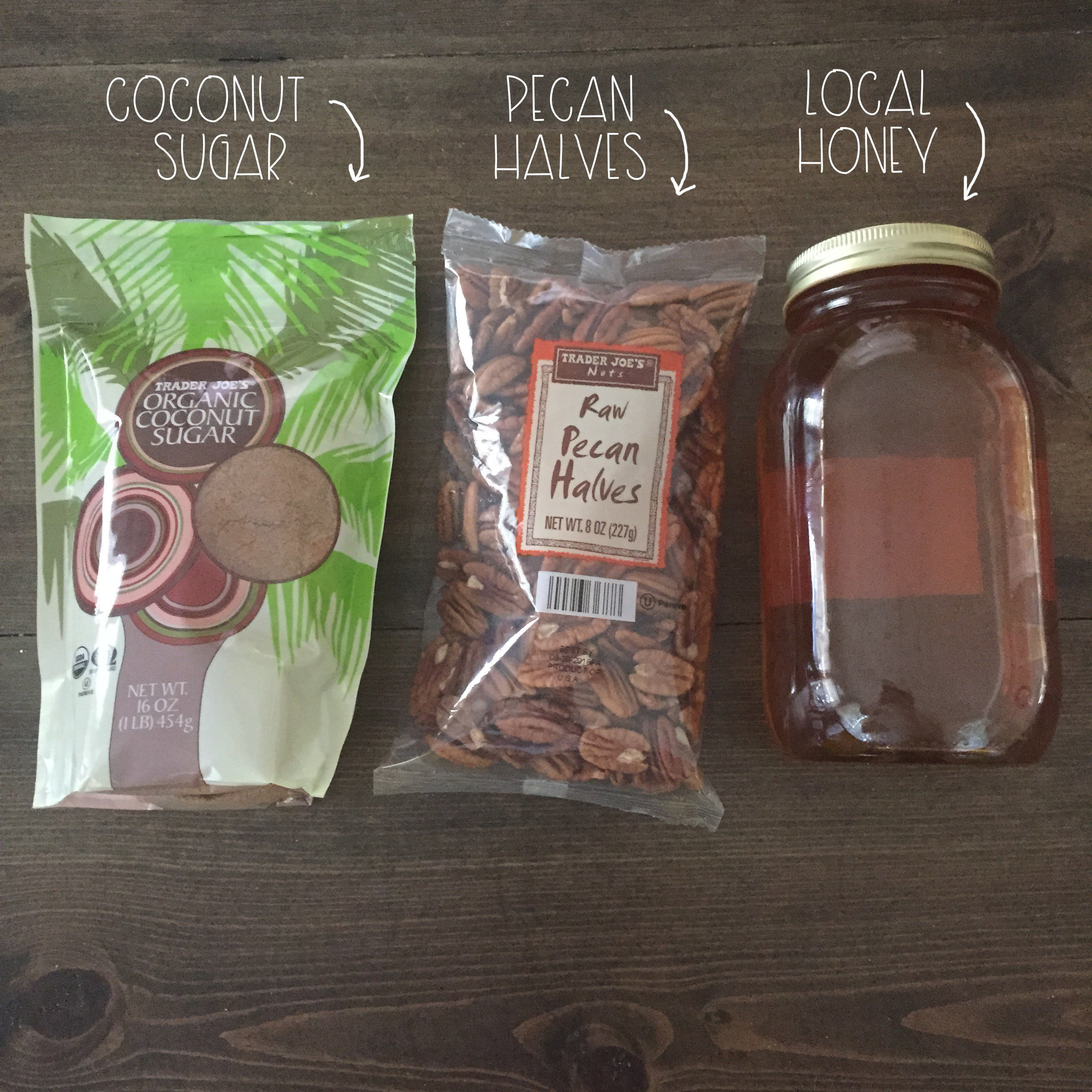 Ingredients | Red Autumn Co