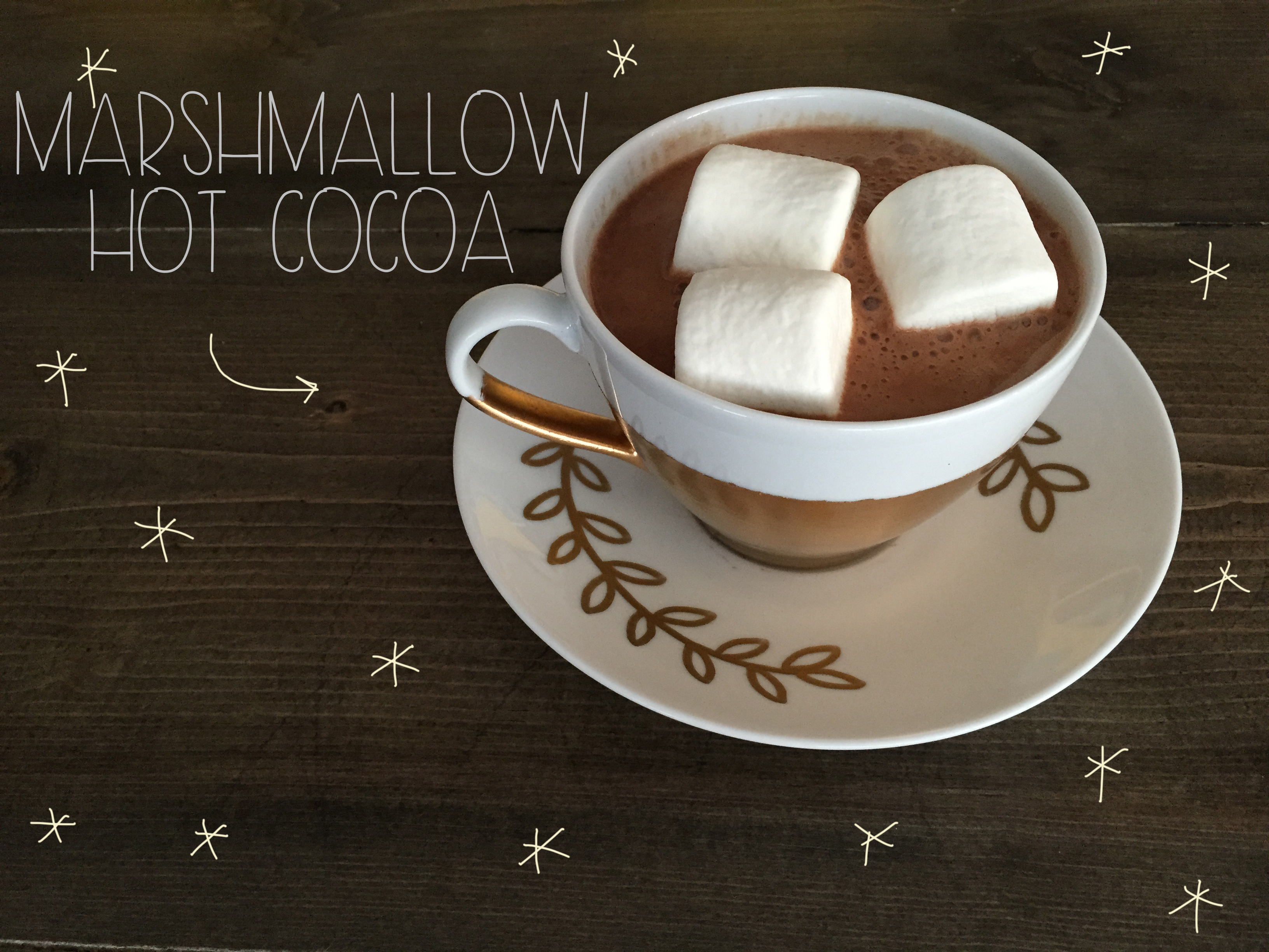 Marshmallow Hot Cocoa | | Red Autumn Co