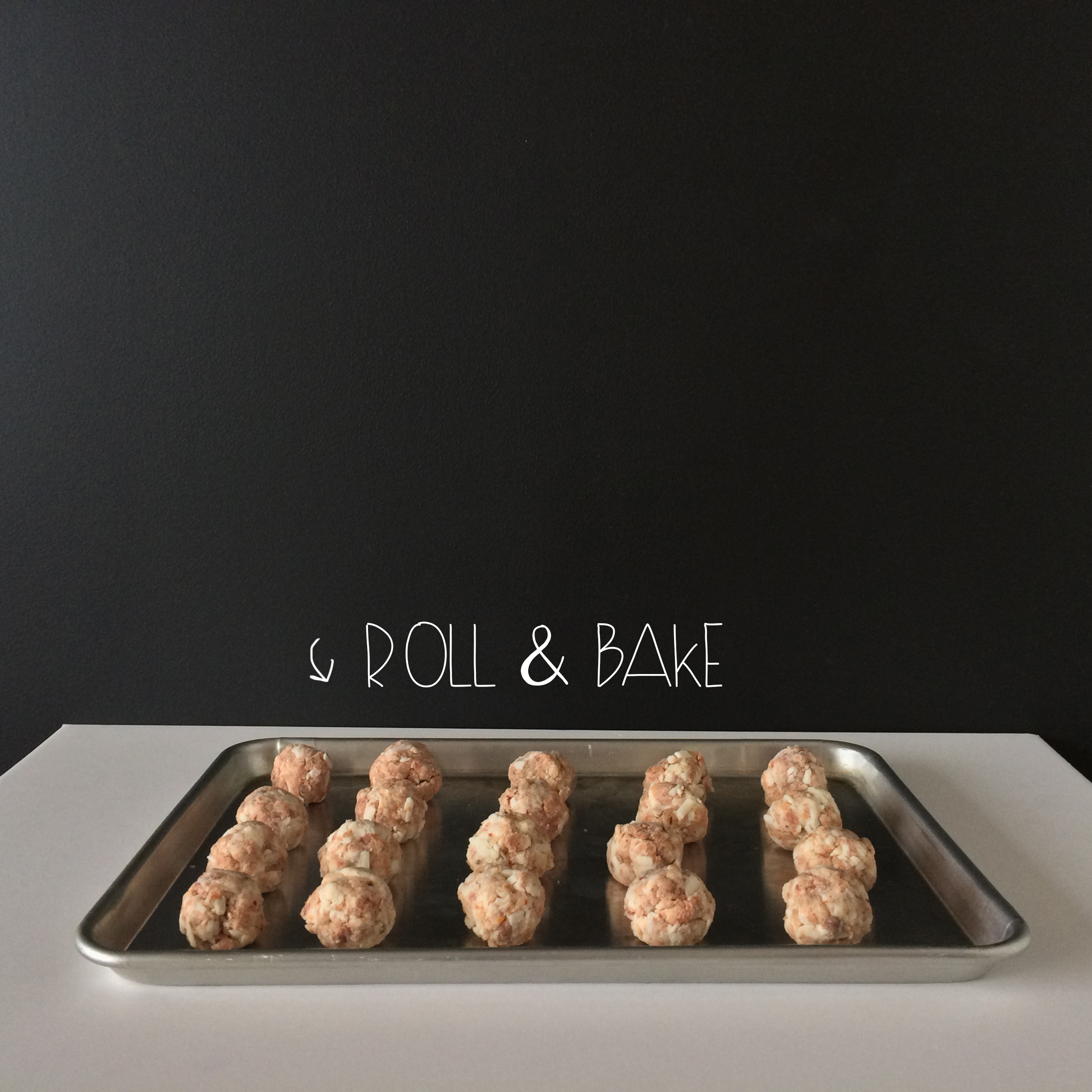 Roll and Bake Sausage Cheese Bites | MrsAmberApple blog
