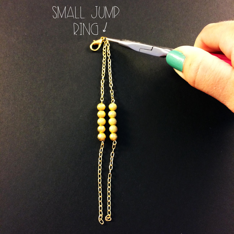 Small Jump Ring | MrsAmberApple