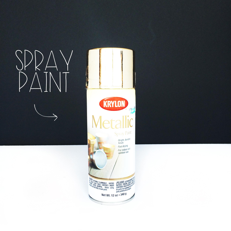 Spray Paint | MrsAmberApple