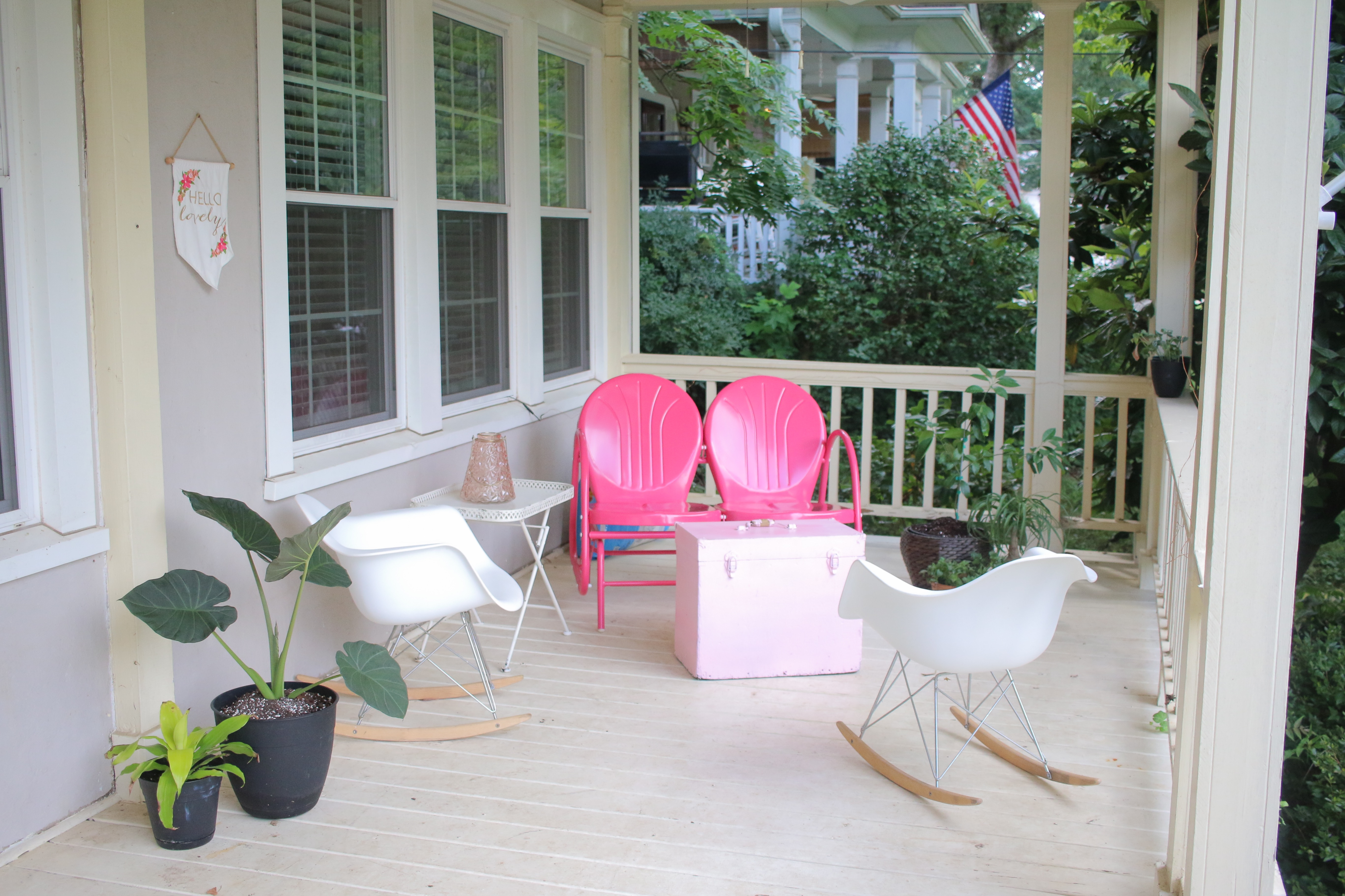 The Front Porch | MrsAmberApple