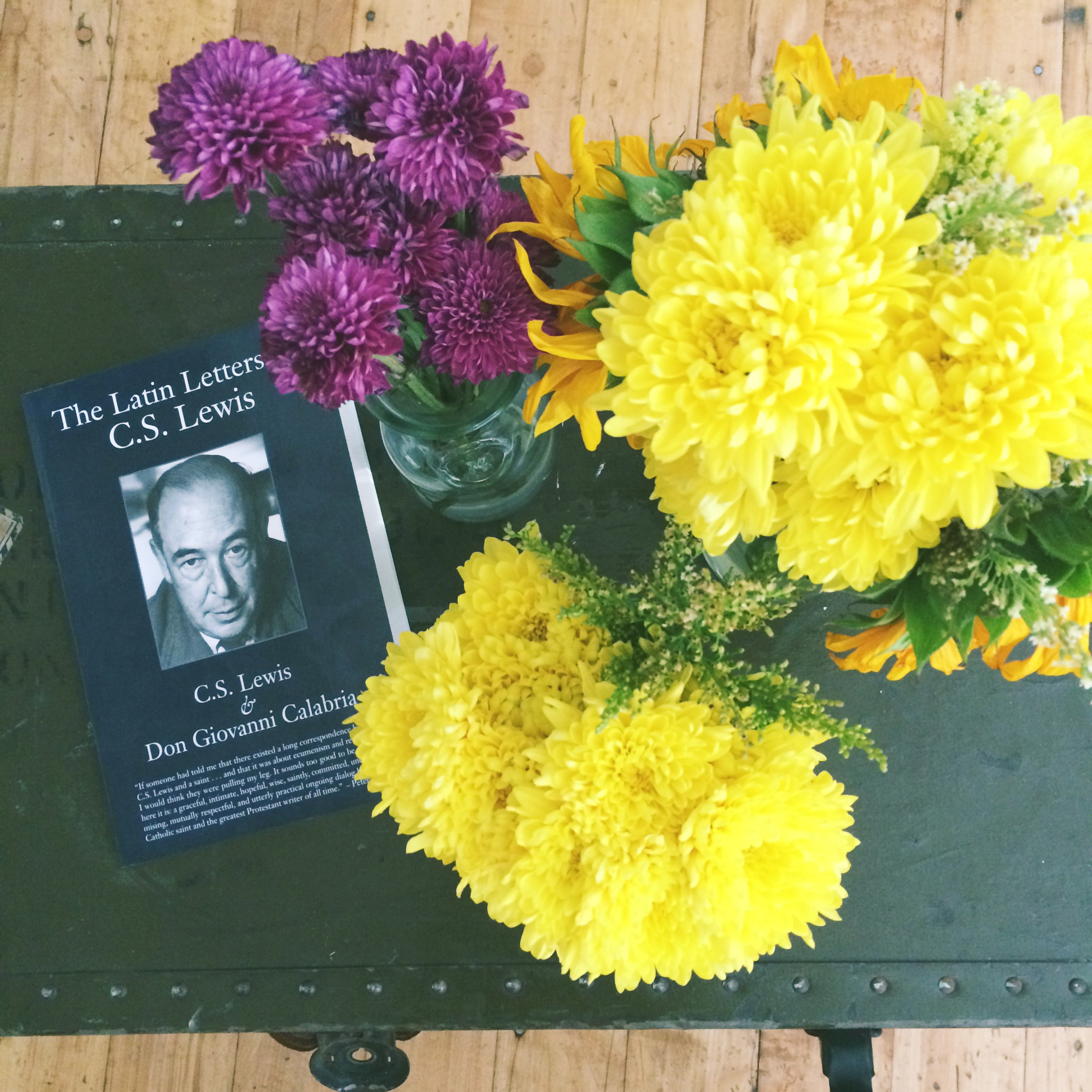 The Latin Letters of C.S. Lewis | MrsAmberApple