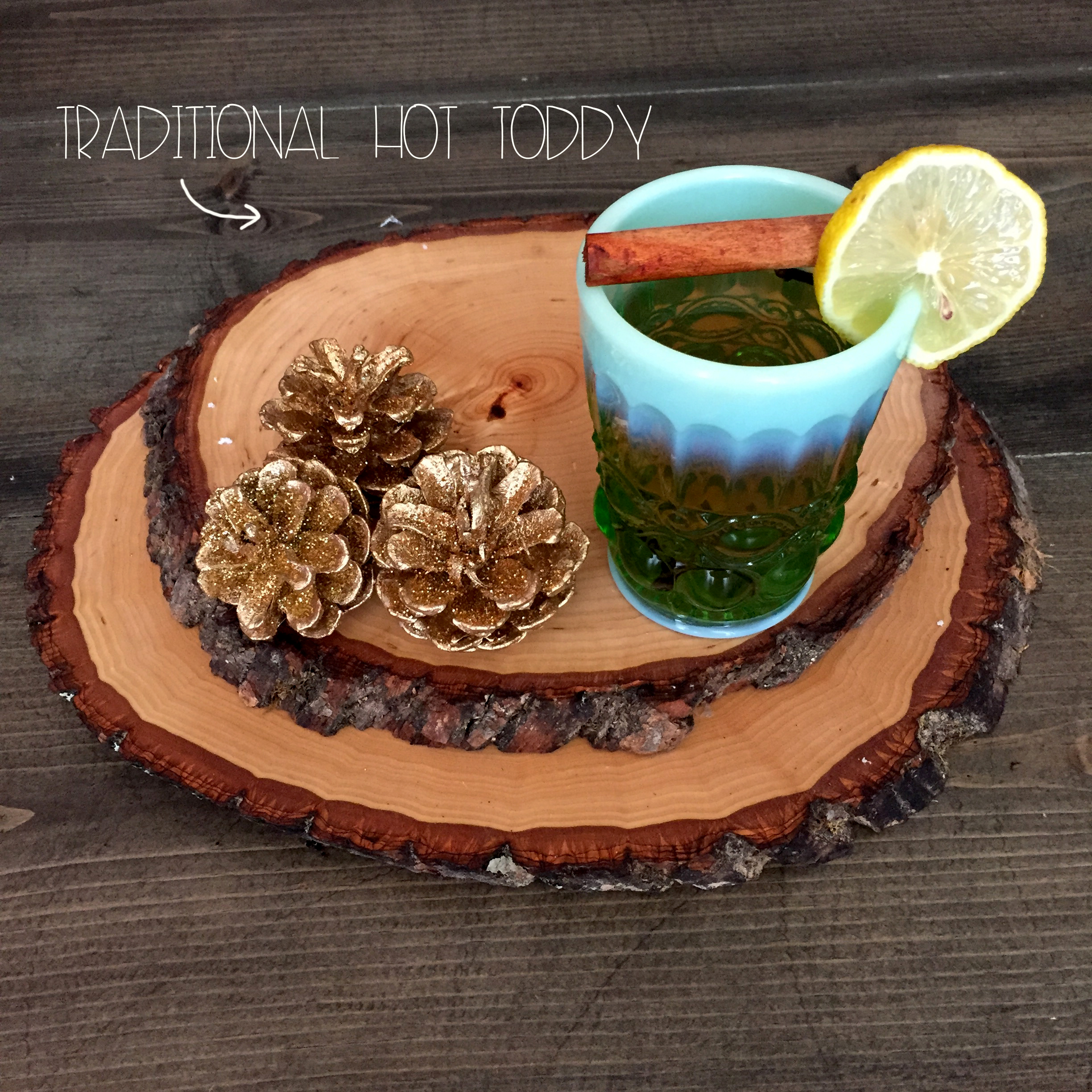 Traditional Hot Toddy | Red Autumn Co