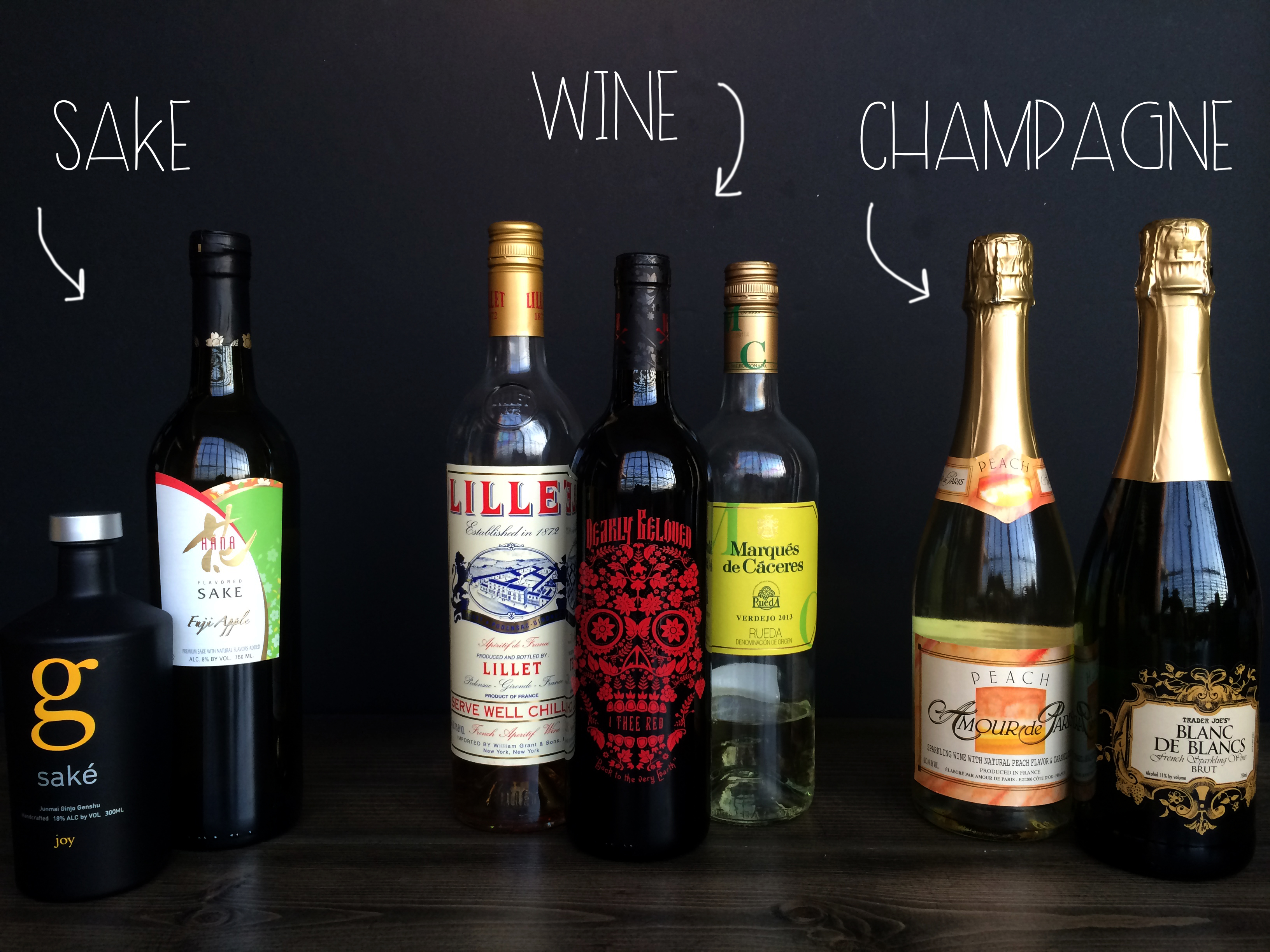 Wine - How To Stock Your Home Bar | Red Autumn Co
