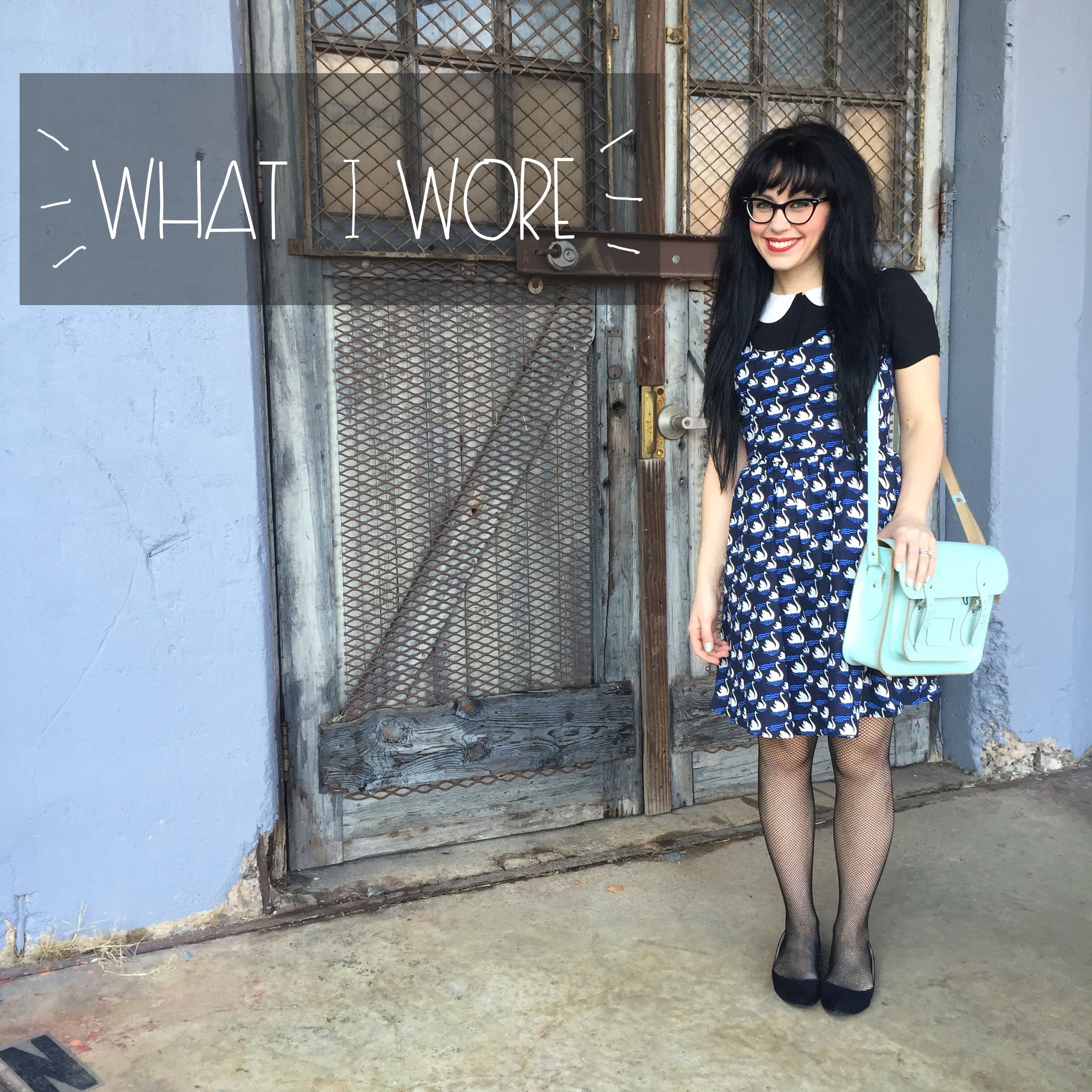 featured Swan Dress | Red Autumn Co