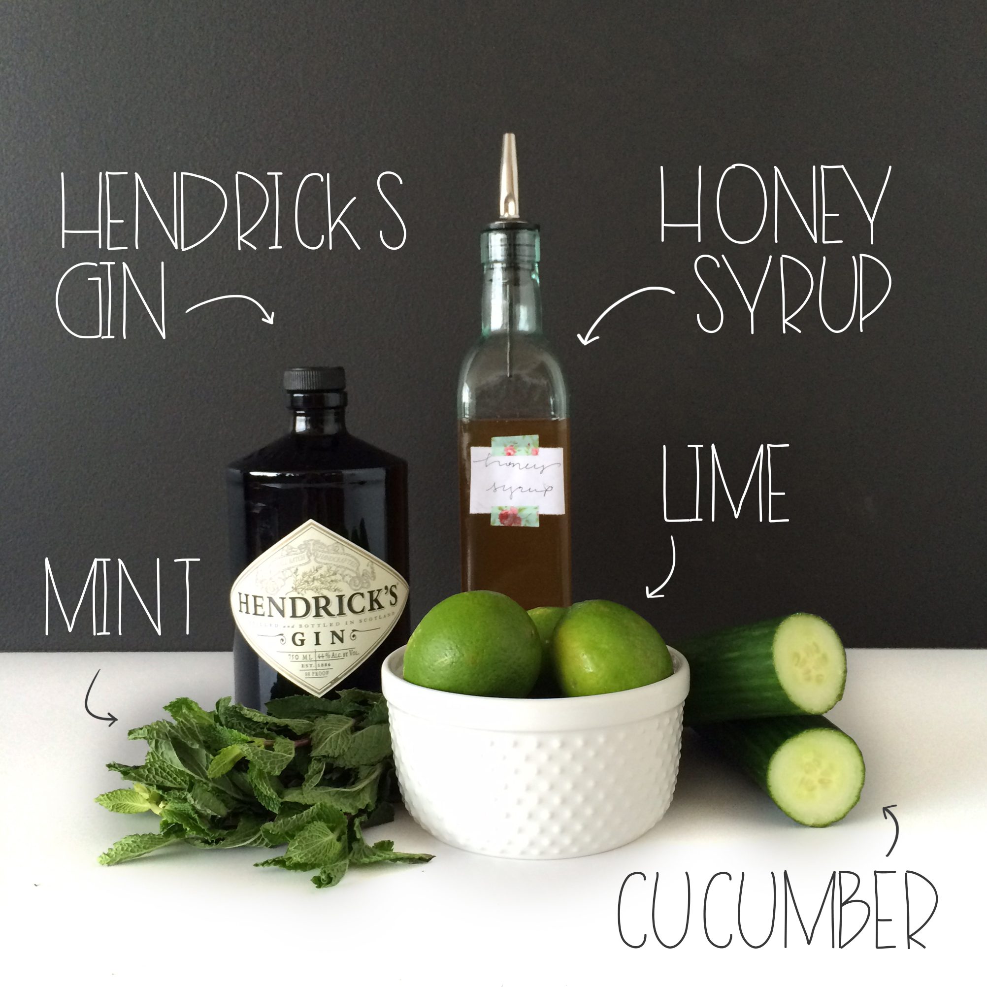 Refreshmint Ingredients
